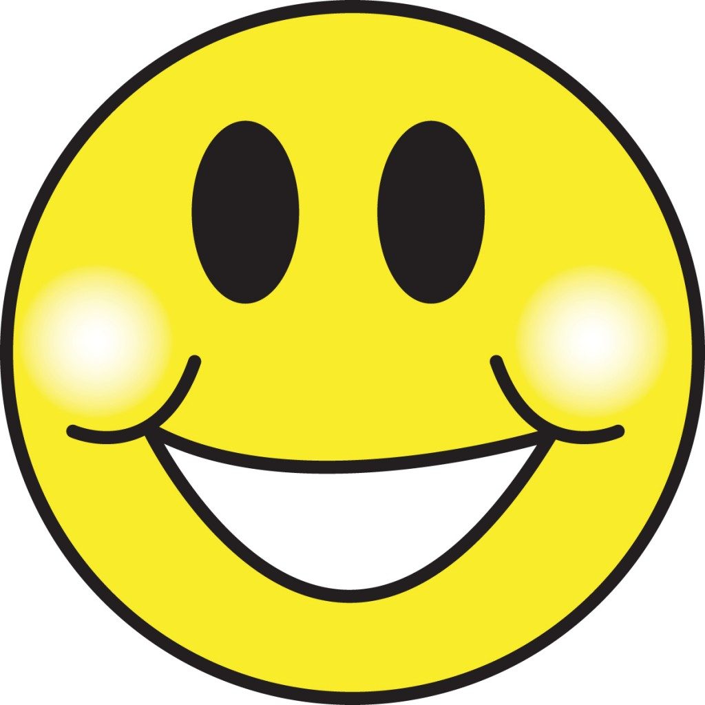 1024x1024 Free Smiley Face Clipart