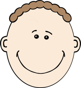 276x298 Man Face Clip Art