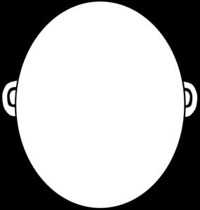 285x299 Totetude Blank Face Clip Art