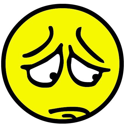 428x437 Sad Face Sad Clipart Clipartix 2
