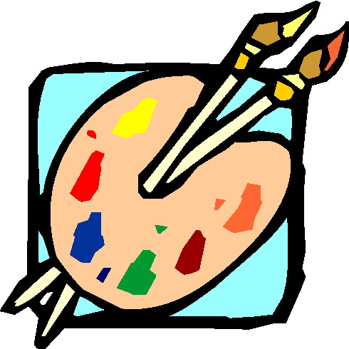490x490 Face Painting Clip Art