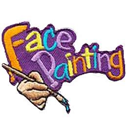 260x260 Artistic Clipart Face Paint