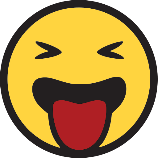 512x512 Face With Stuck Out Tongue Emoji For Facebook, Email Amp Sms Id