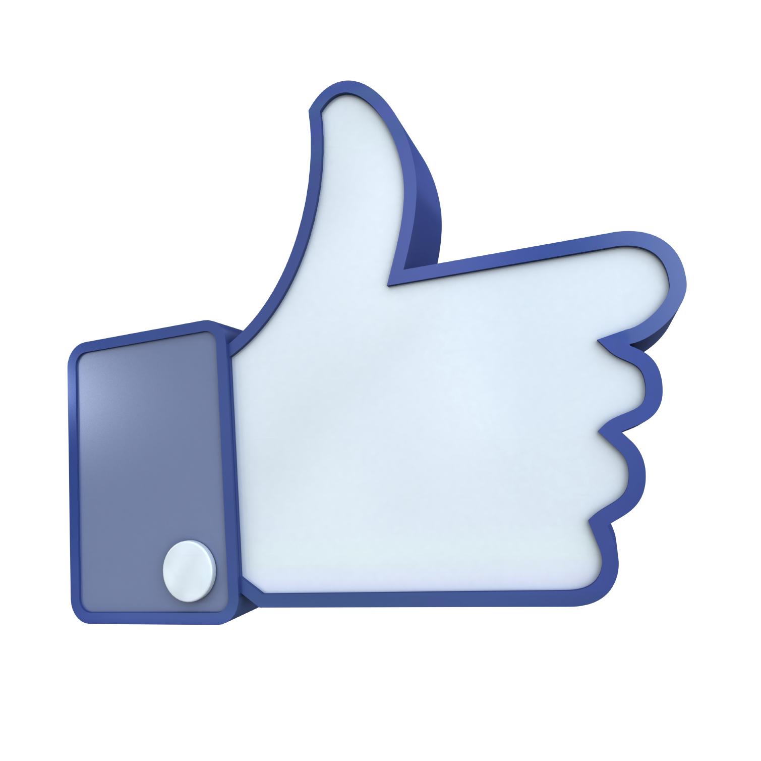1509x1508 Facebook Thumbs Up Clip Art