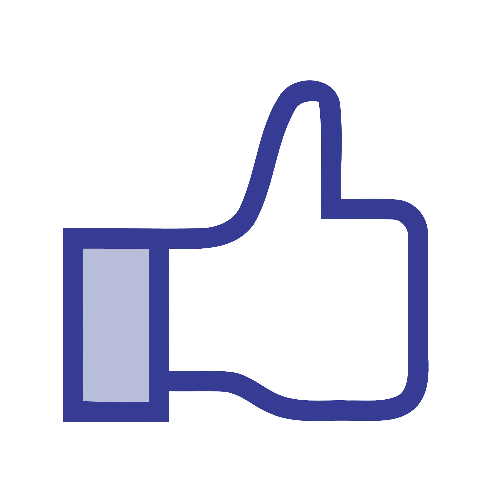 2083x2083 Clipart Facebook Thumbs Up Clipart 2 Image