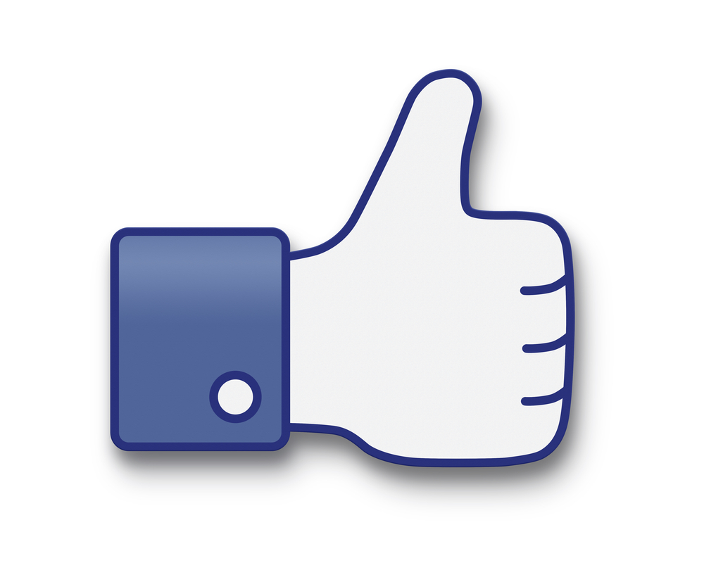1000x800 Thumbs Up Clipart Facebook