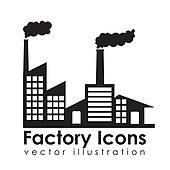 170x170 Factory Icons Clip Art