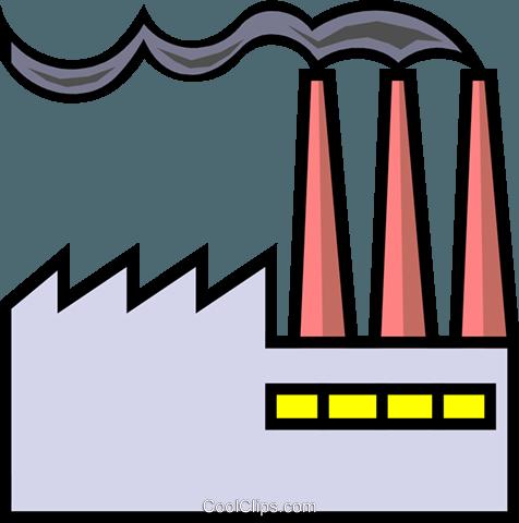 476x480 Factory Symbol Cliparts Clipartfest