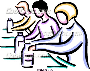 300x239 Factory Clipart Assembly Worker