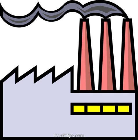 476x480 Factory Clipart Clipartfest 6