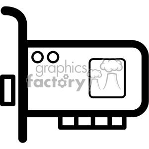 300x300 Royalty Free Gpu Icon 403821 Vector Clip Art Image