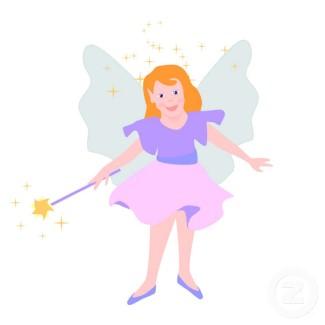 325x325 Fairy clip art free clipart images