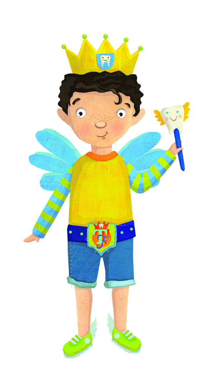 702x1316 Fairy Clipart Boy