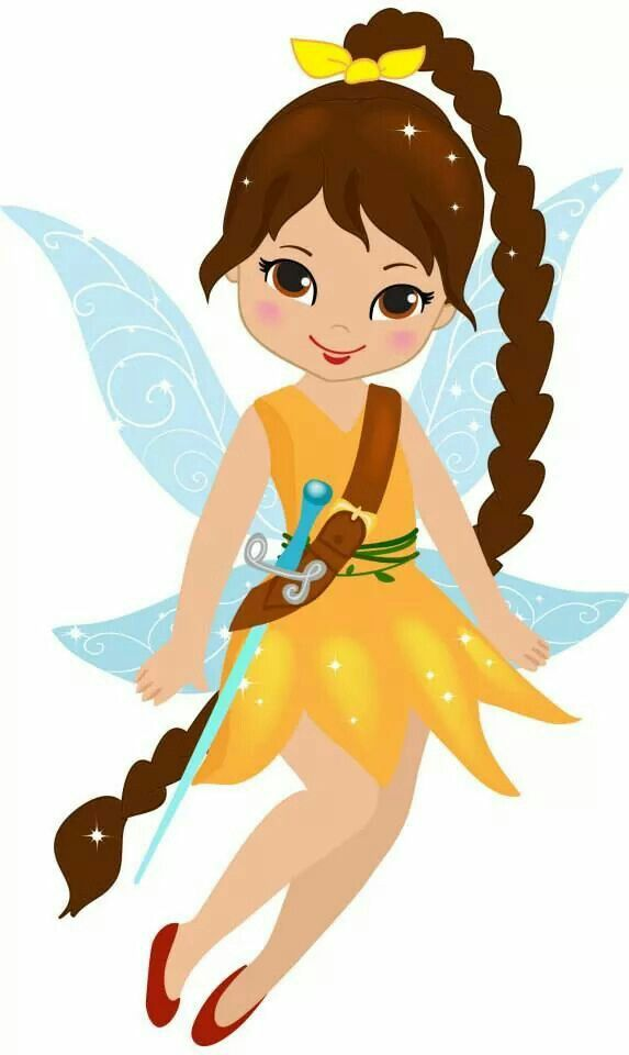 573x960 Fairy Clipart Yellow