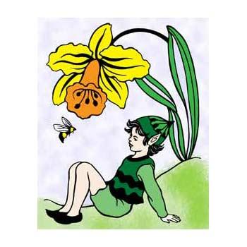 350x350 Free Fairy Clipart