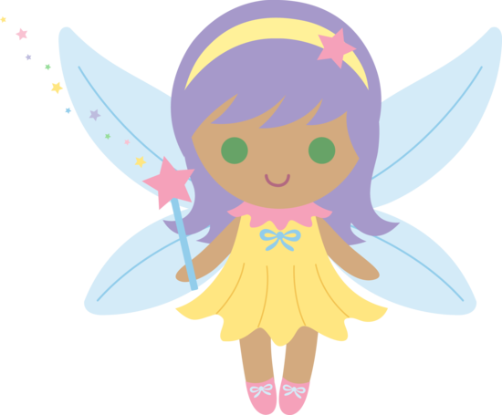 550x455 Free Fairy Clip Art 2 Clipartix