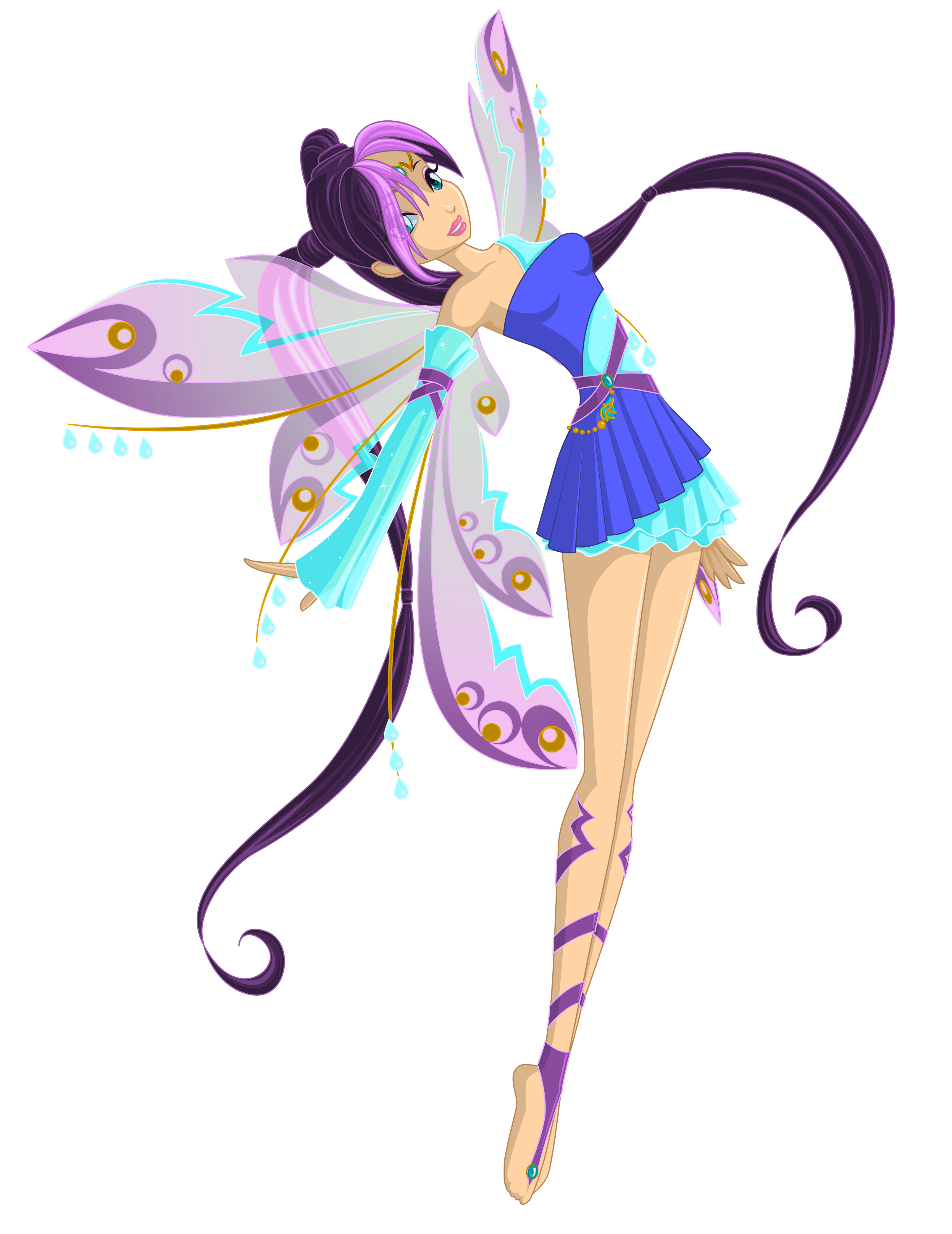 3218x4172 Purple Fairy PNG Clip Art Imageu200b Gallery Yopriceville
