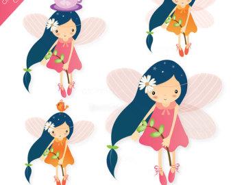 340x270 Cute Little Fairy Clip Art Clipart Panda