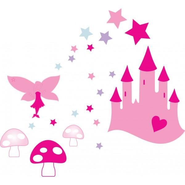 600x600 Fairytale Fairy Tale Castle Clip Art Free Clipart Images 2