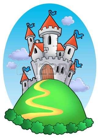 324x450 Fairy Tale Clipart Castel