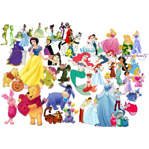 500x500 Fairy Tale Clipart Children'S