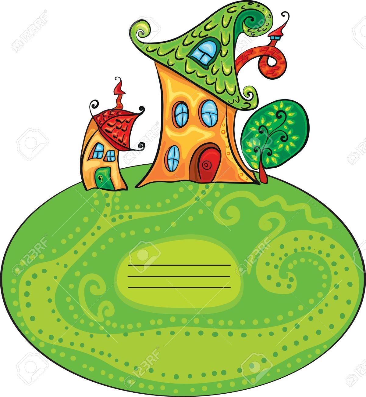 1201x1300 Fairy Tale Clipart Cottage