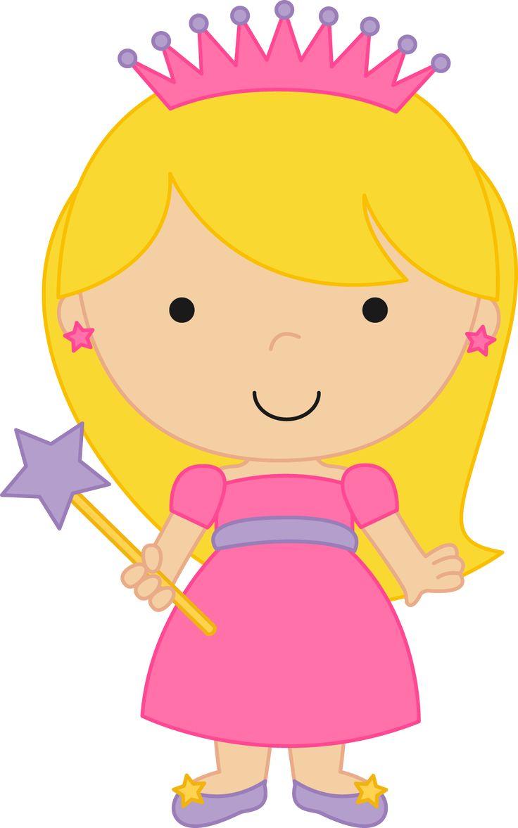 736x1177 Fairytale Princess Clipart