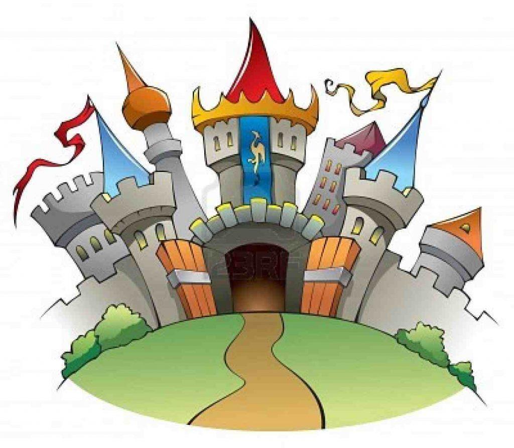 1024x893 Glamorous Fairy Tale Clipart Fairytale Castle Panda Free Images