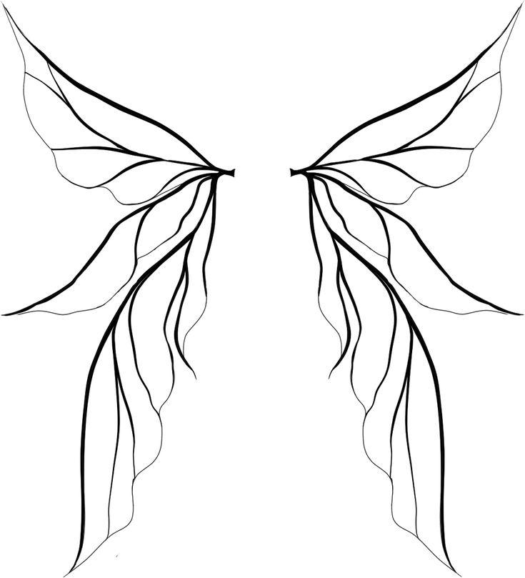 735x809 Best Tinkerbell Wings Ideas Cosplay Wings, How