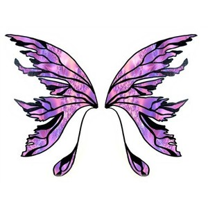 300x300 Fairy Wings Clipart