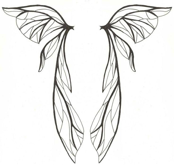 736x699 36 Best Dessin Aile Images Bags, Butterflies