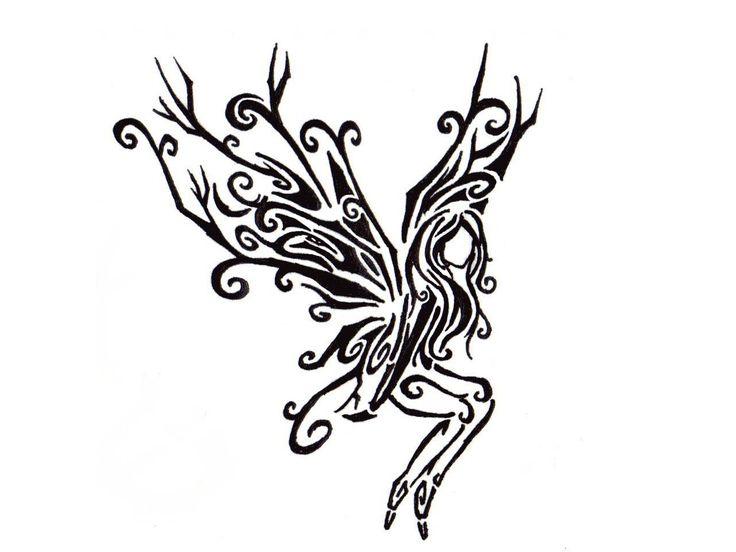 736x552 Best Fairy Tattoos Design And Ideas