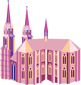 Fairytale Castle Clipart