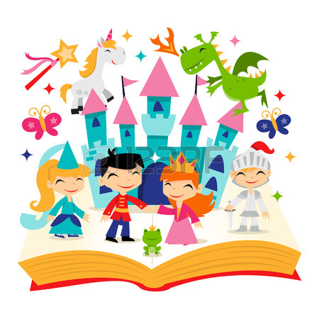 Fairytale Clipart | Free download best Fairytale Clipart ...