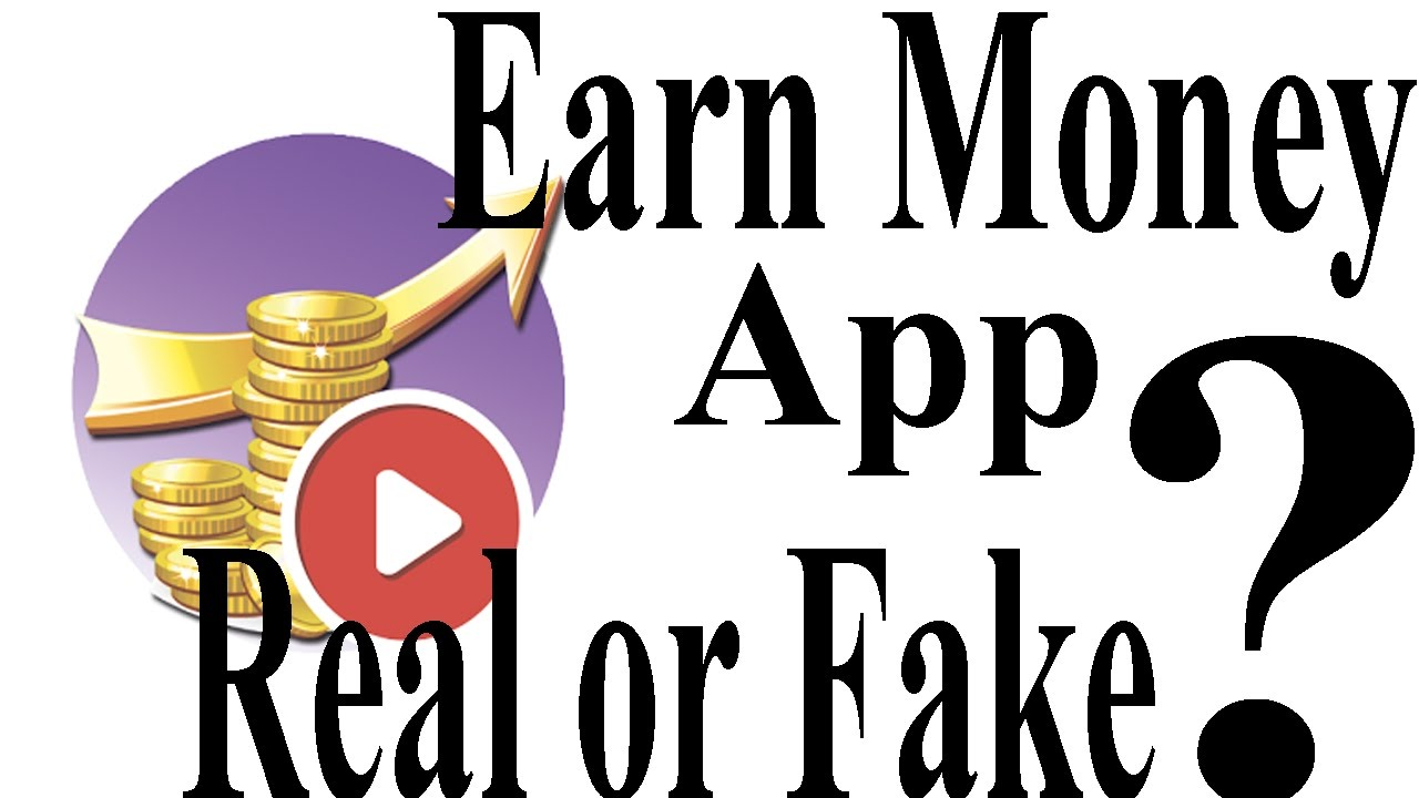 1280x720 Earn Money App Real Or Fake
