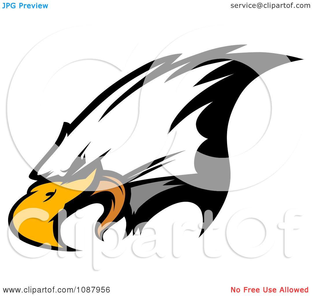 1080x1024 Eagle Head Clip Art Free Clipart Panda