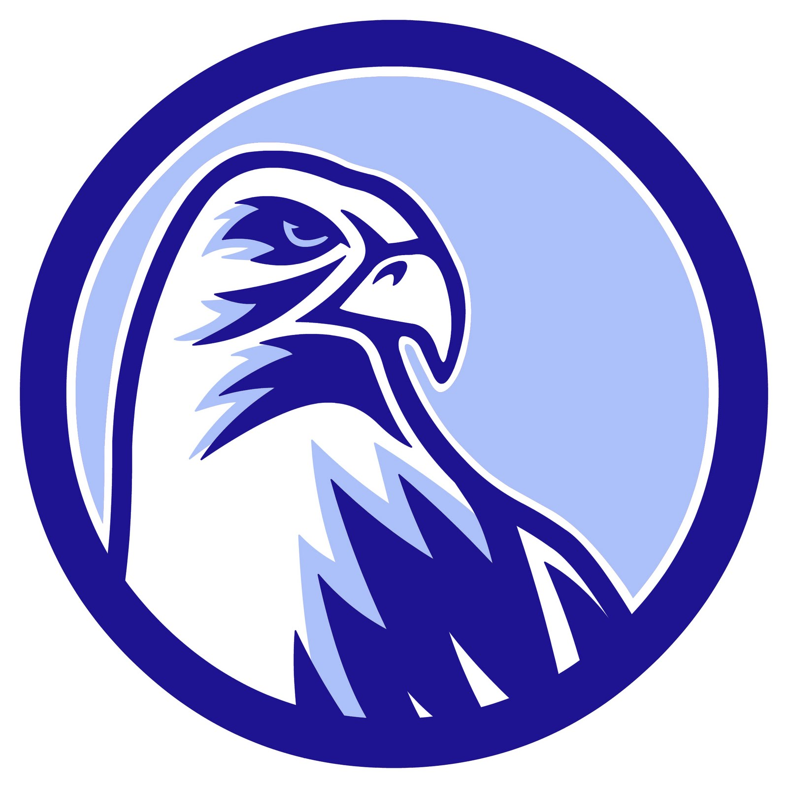 1600x1600 Falcon Clipart Blue Falcon