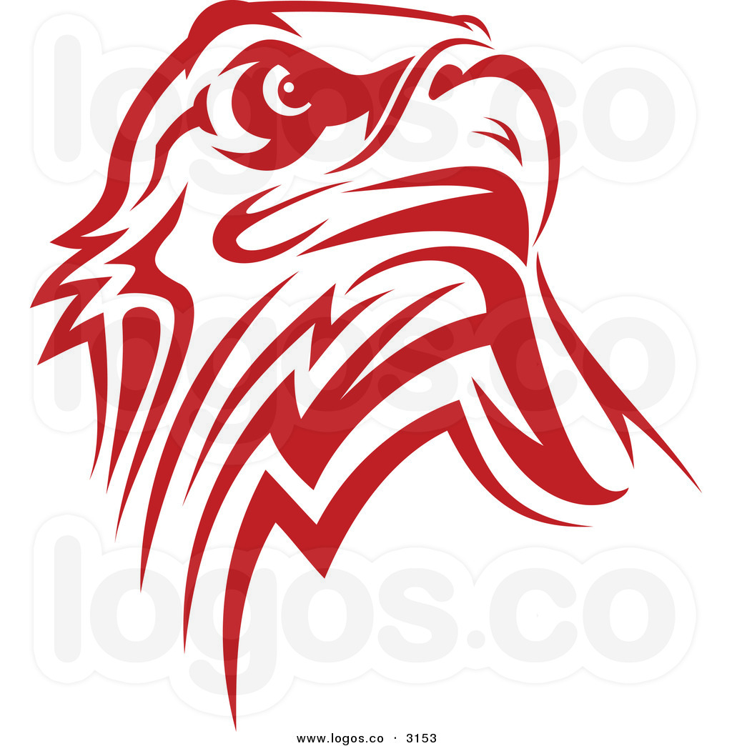 1024x1044 Red Falcon Clipart