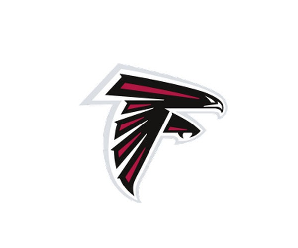 600x500 Falcons Logo Over The Years