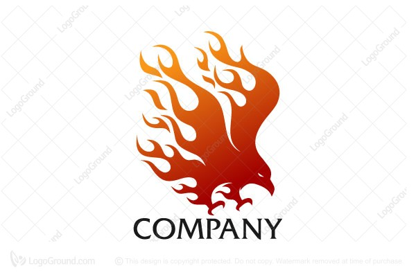 600x400 Fire Falcon Logo