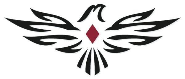 600x256 Atlanta Falcons Clipart Lions Logo Stencil Monarch Coffee Logo