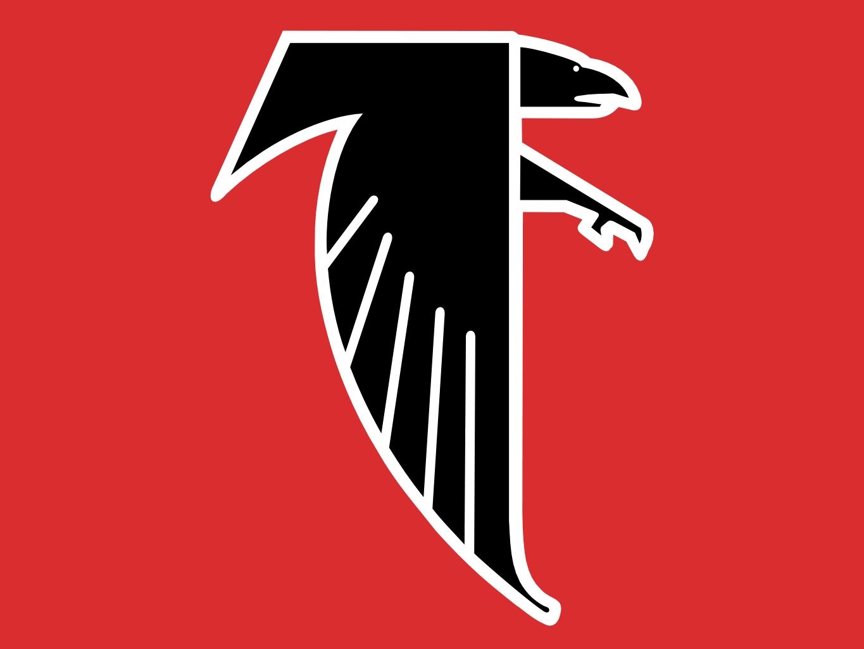 1365x1024 Atlanta Falcons Old Logo Photo