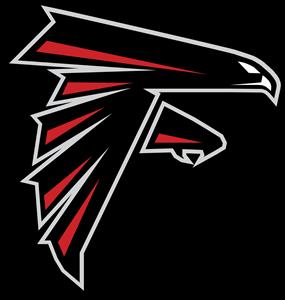 285x300 Atlanta Falcons Logo Vector (.svg) Free Download