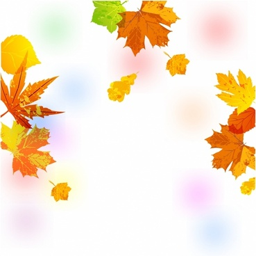 369x368 Autumn Leaves Background Clip Art Free Vector Download (216,145