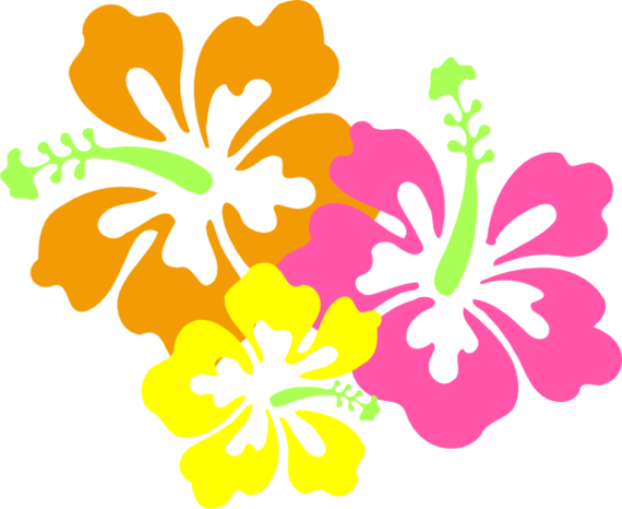 570x466 Free Luau Clip Art Pictures