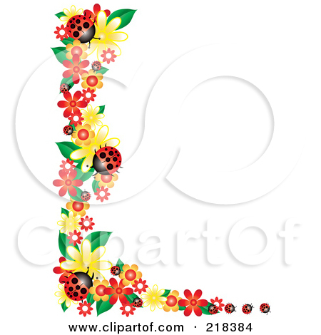 450x470 Graphics For Fall Floral Corner Graphics