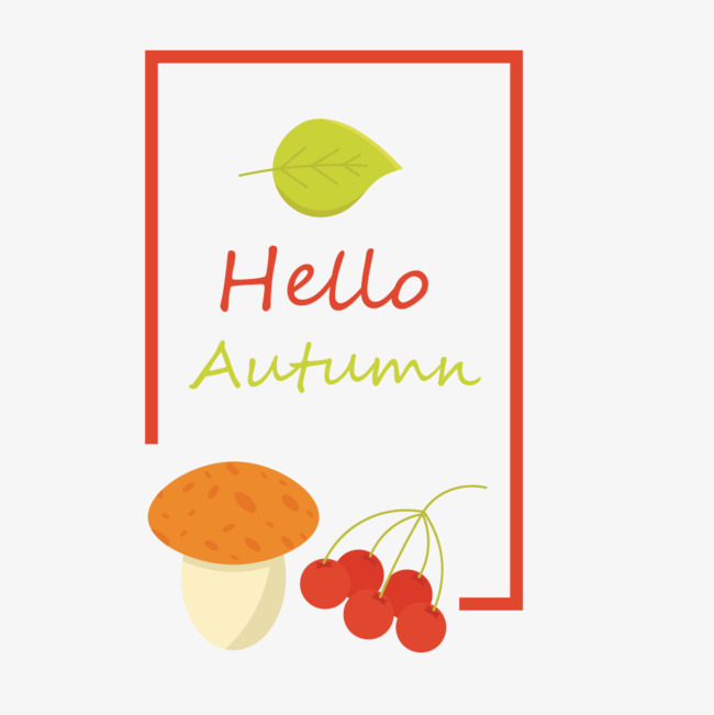 650x651 Hello Fall Borders, Frame, Hello You Fall, Fall Promotion Png