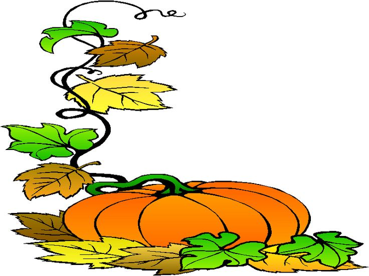Fall Borders Clipart Free