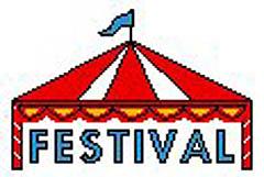 240x161 Festival Clipart