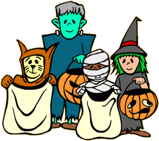 320x283 Halloween Carnival Cliparts